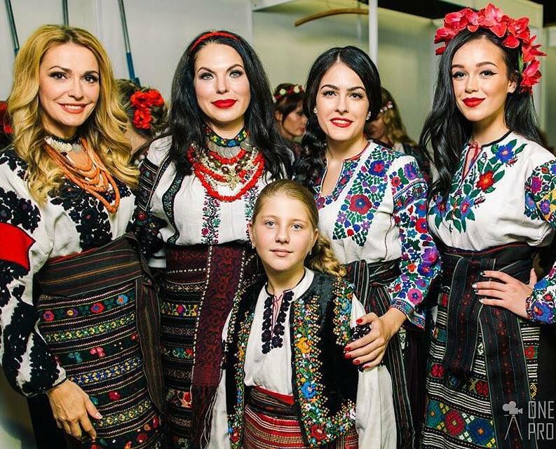 Ольга Сумская и Влада Литовченко, Мария Собко и Мария Яремчук