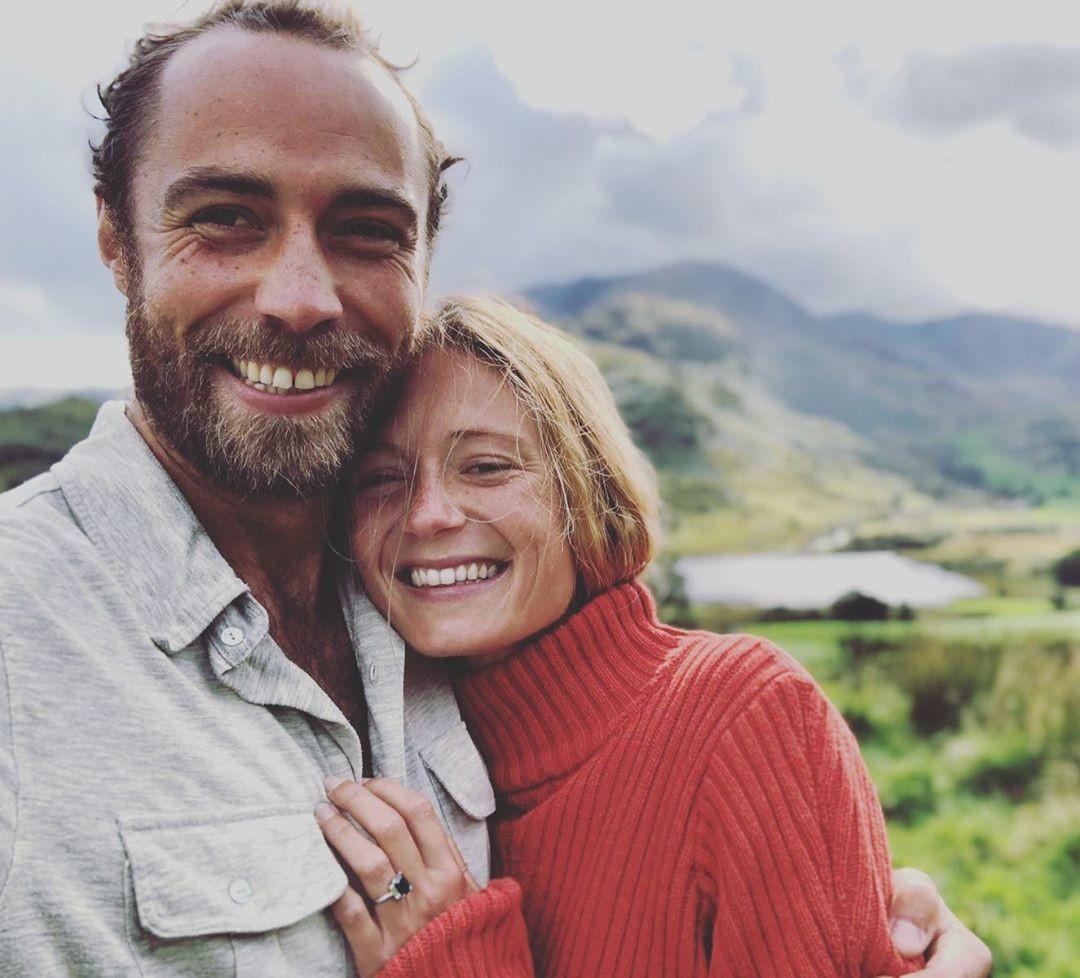 Брат Кейт Міддлтон заручився і показав обручку коханої