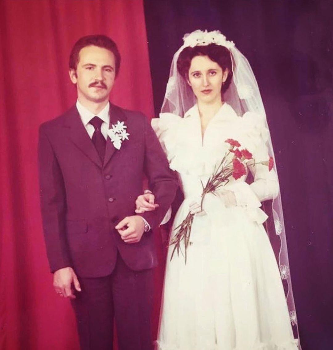 Родители украинской певицы