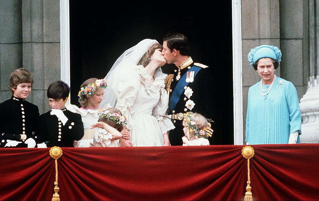 Свадьба принца Чарльза и Дианы Спенсер