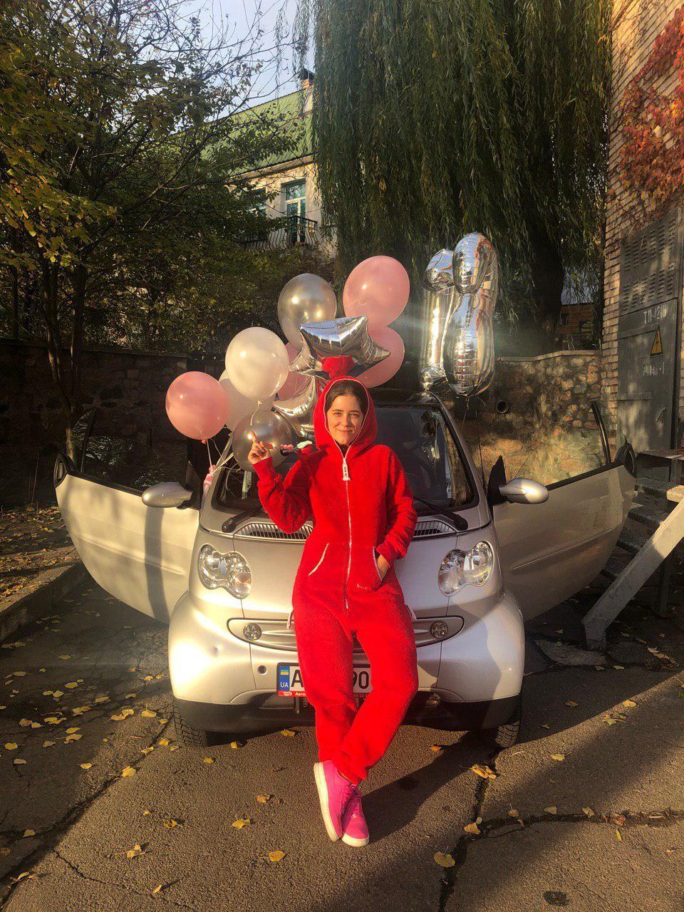 Дочь певицы Ульяна