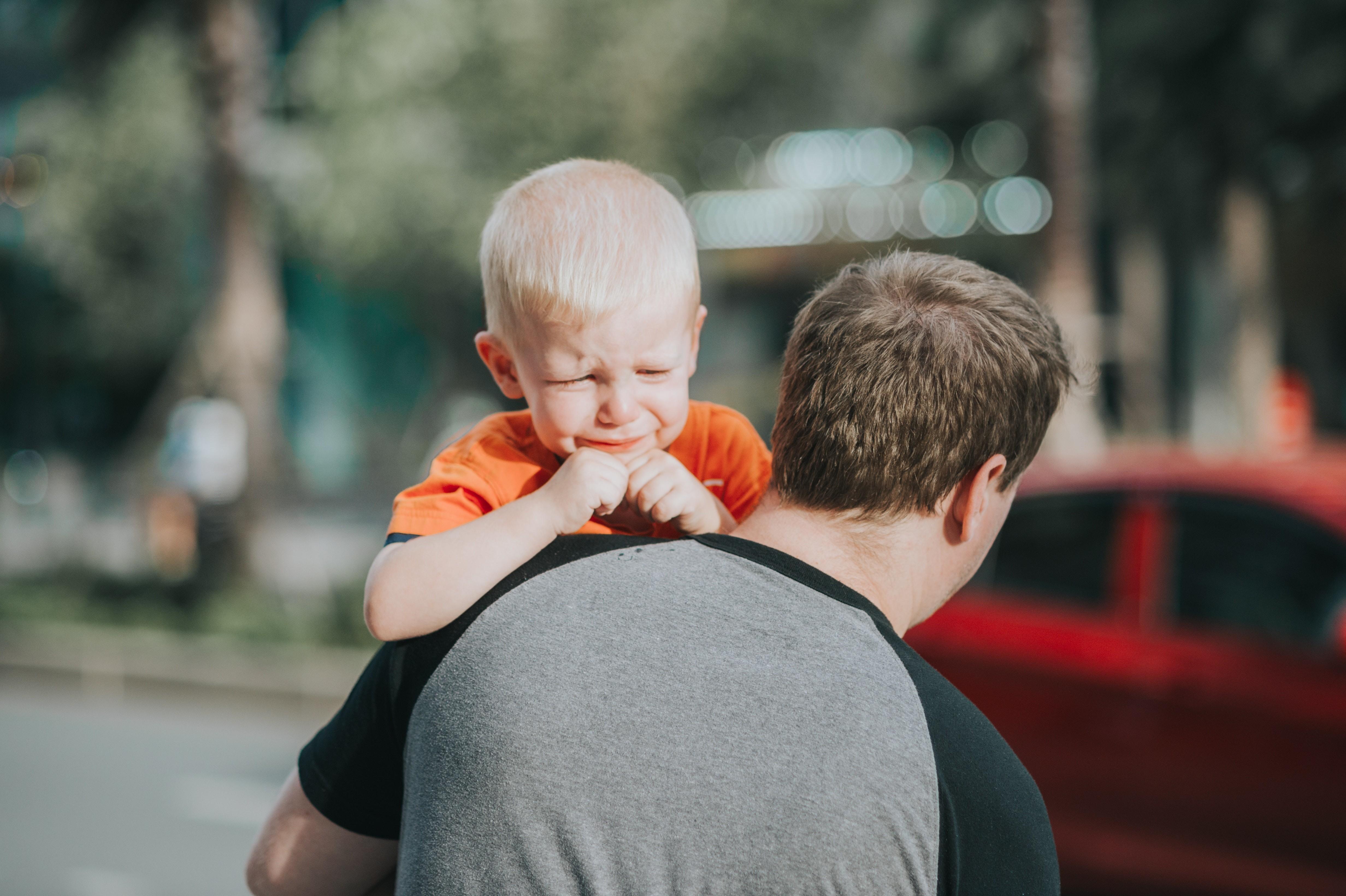 Истерика – защитный механизм ребенка