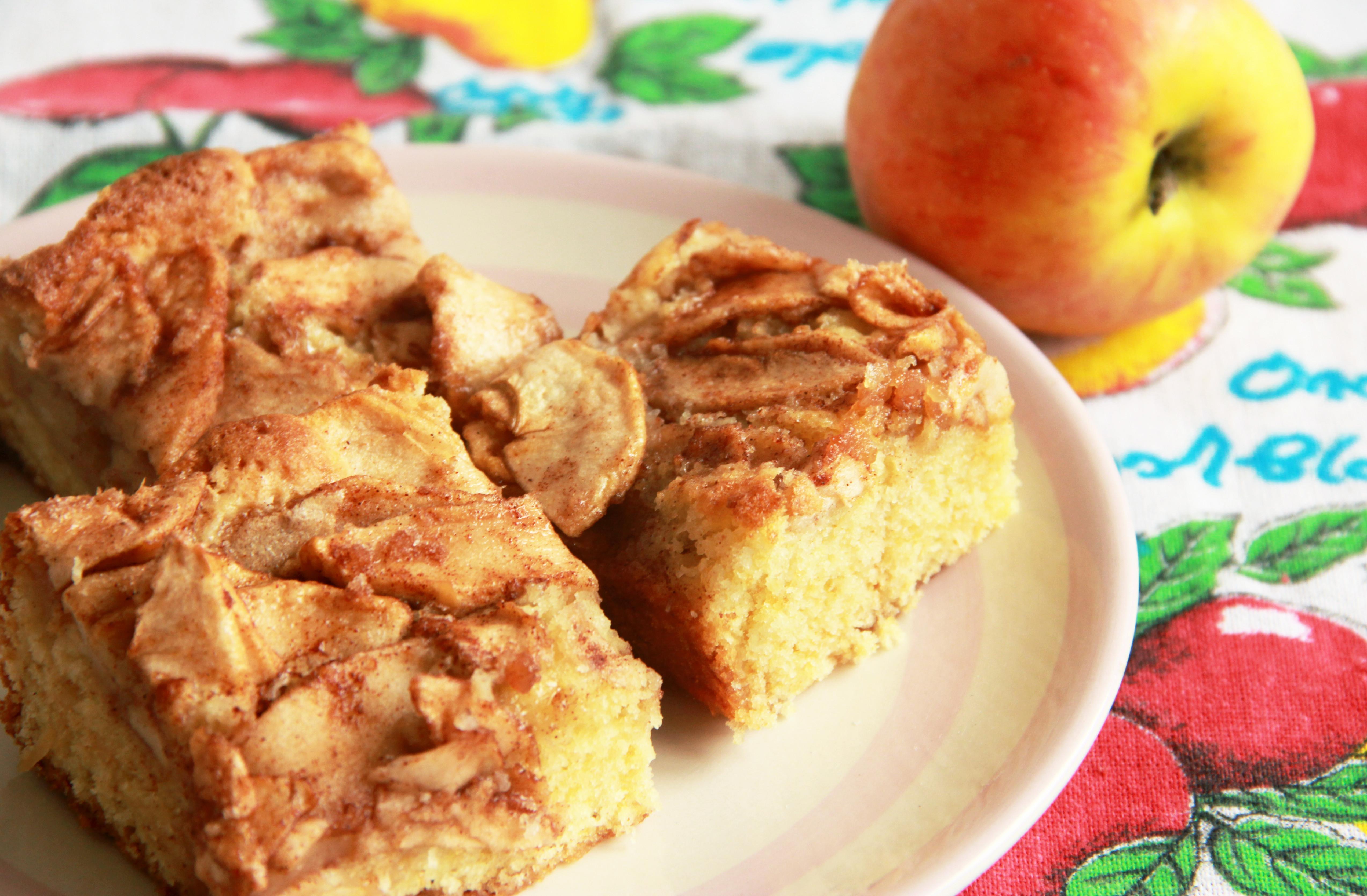Яблочный пирог от Марты Стюарт