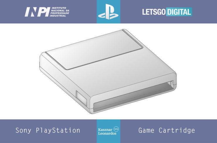 Оригинальный патент на загадочный гаджет от Sony