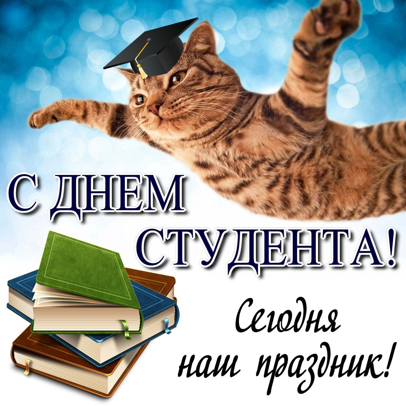 Стихи день студента поздравление