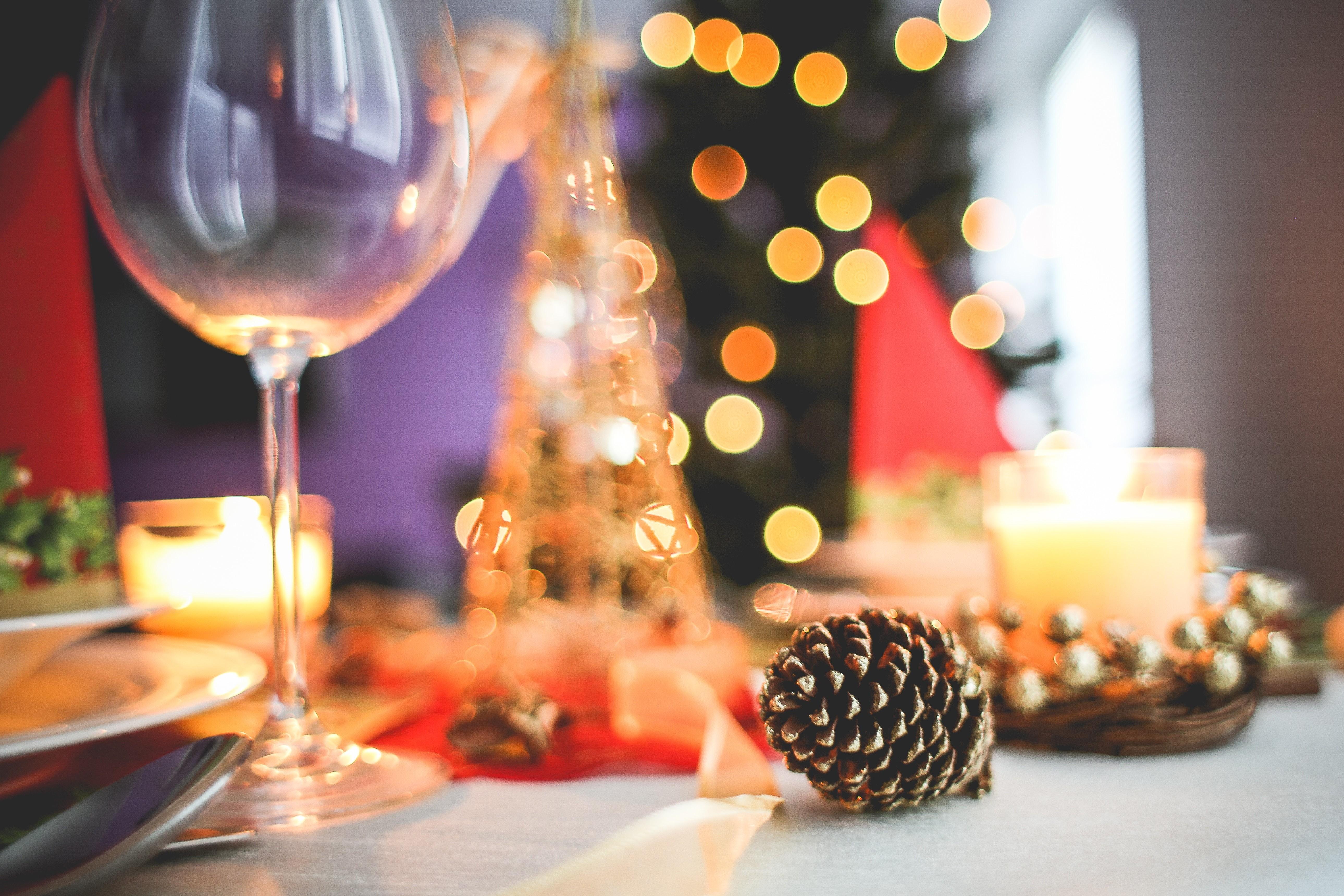Сервірування новорічного столу має значення