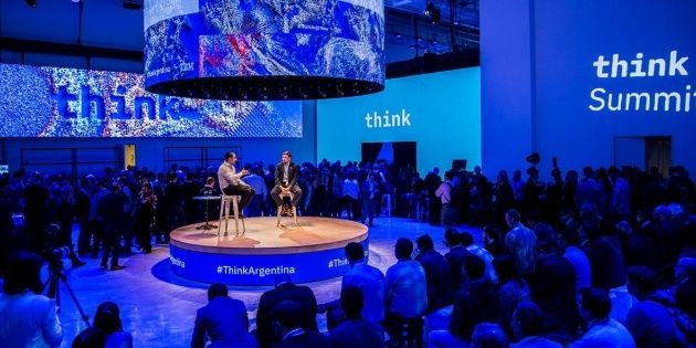 IBM Think Digital Event Experience