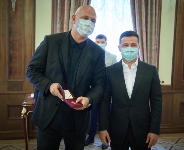 Ради хип-хоп культуры: Потап признался, почему не отказался от государственной награды