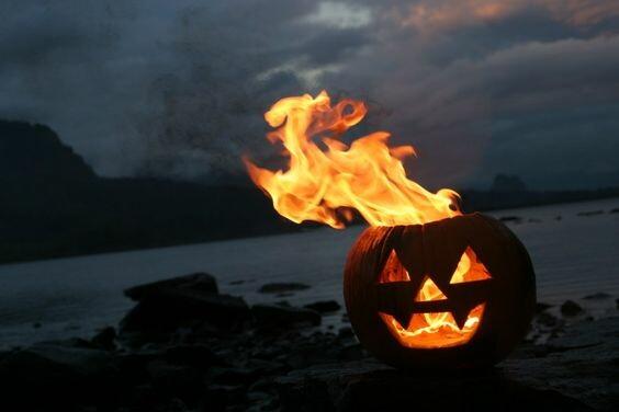 Главный символ Хэллоуина