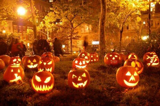 Традиции на Хэллоуин
