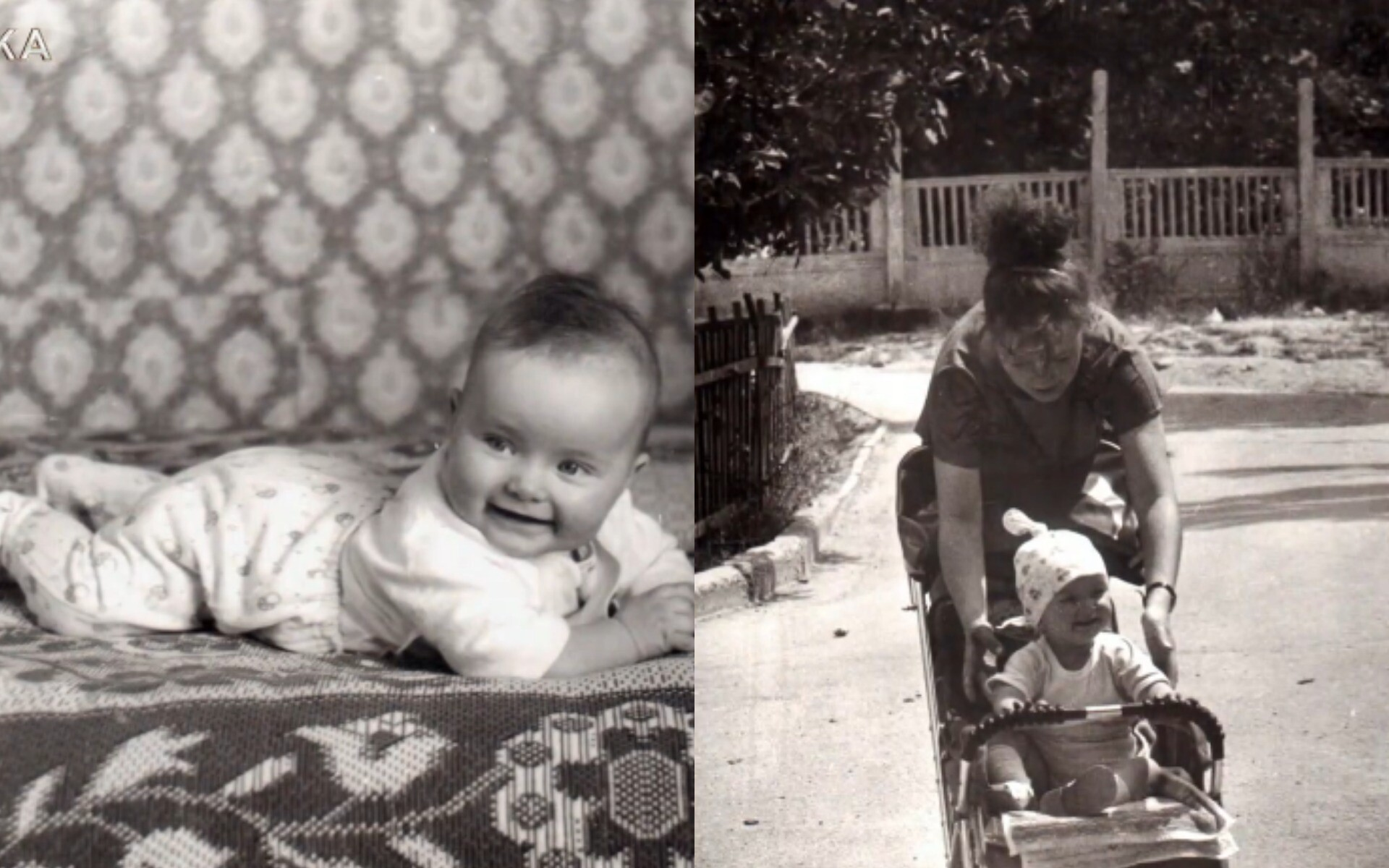 """Холостячка"": как Ксения Мишина выглядела в детстве и юности (фото)"