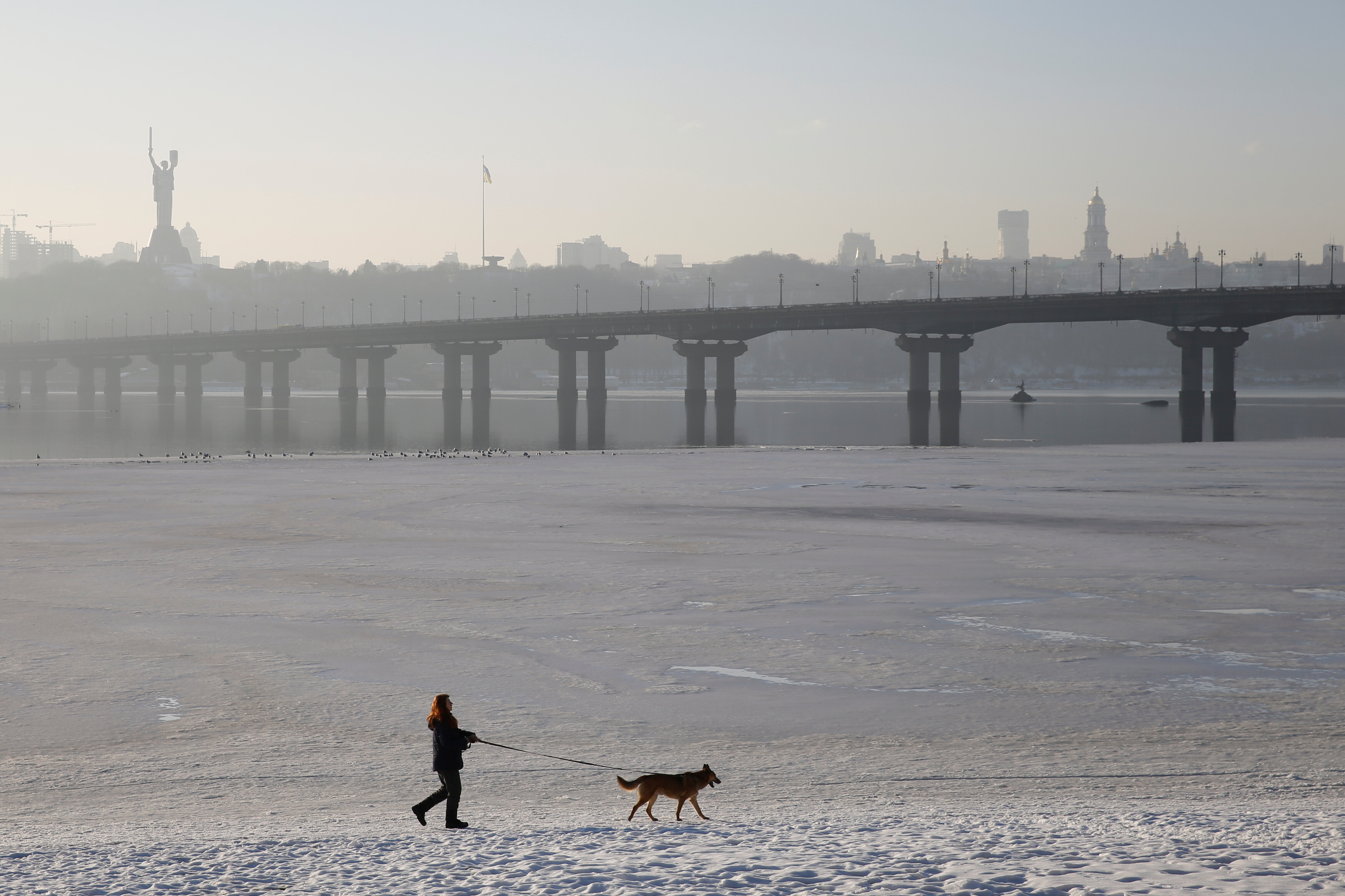 Погода на 8 марта - где в Украине выпадет снег