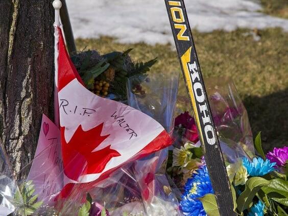 Канада прощается со знаменитым украинцем – отцом легендарного Уэйна Гретцки