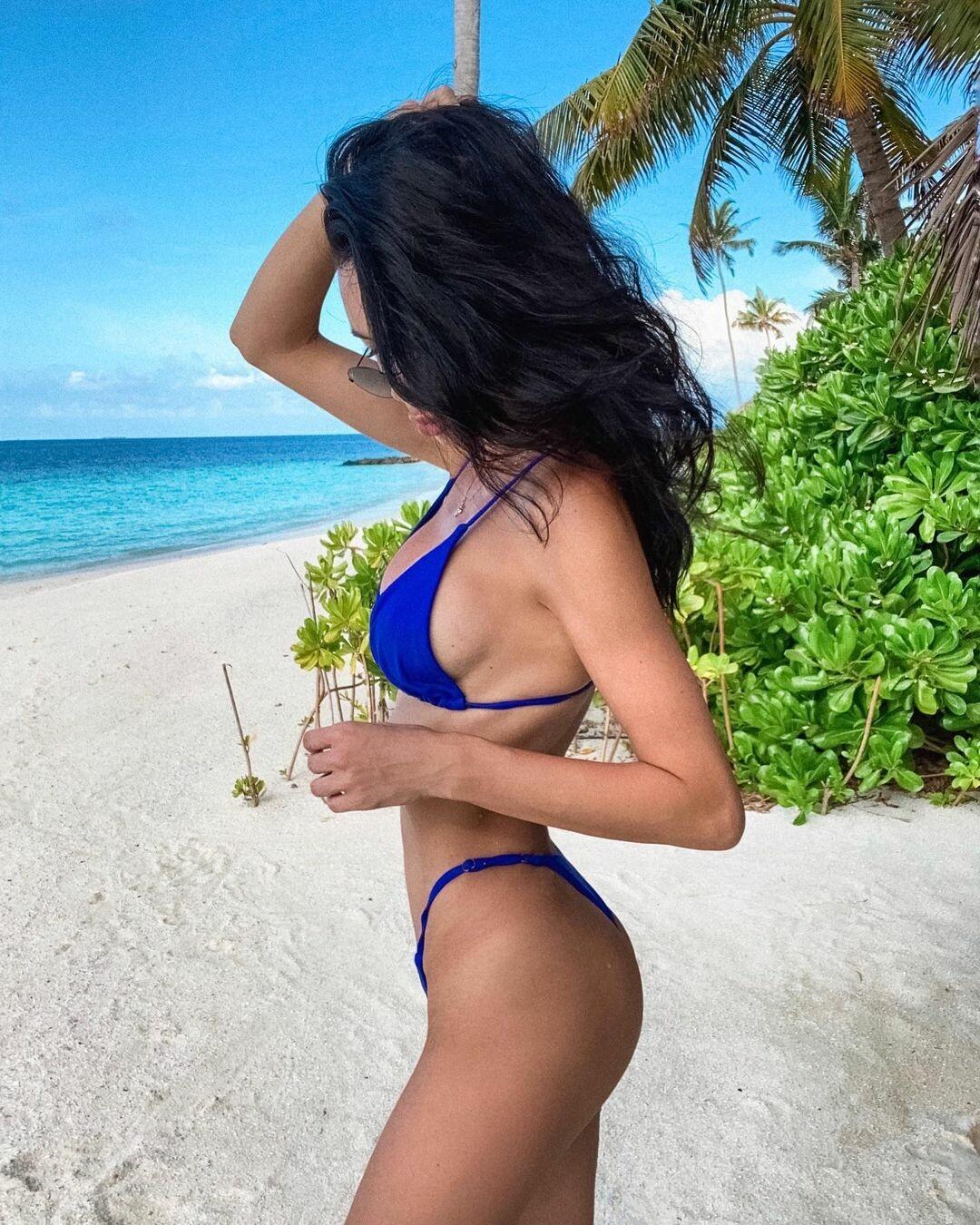 Чего хотят девушки? Секс по утрам, абонемент на Мальдивы: жена футболиста дает ответы