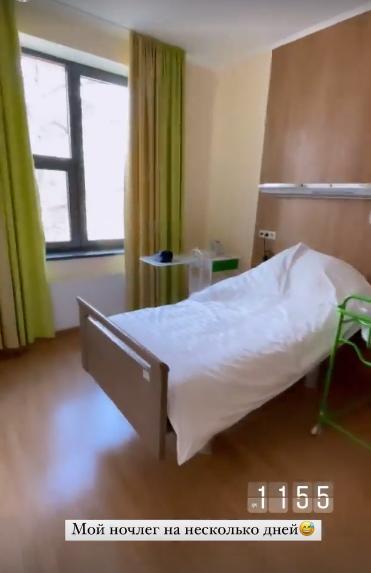 Беременная Даша Квиткова угодила в больницу