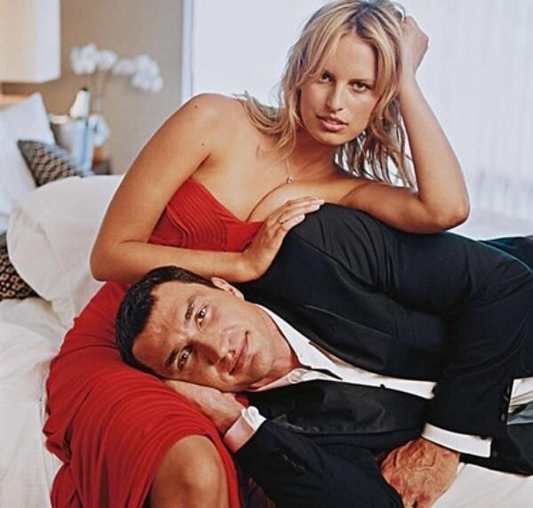 Весь гарем Владимира Кличко: Playboy, Голливуд и суицид