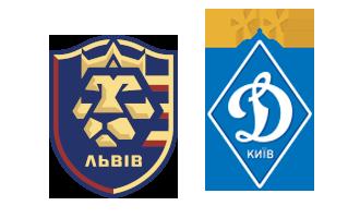 Львов - Динамо: онлайн