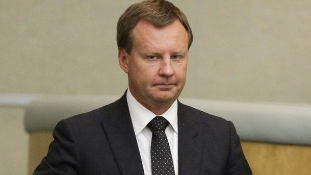 Денис Вороненков. Фото: ТАСС