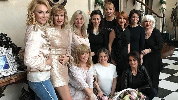 Алла Пугачова в день своїх іменин Фото: Instagram