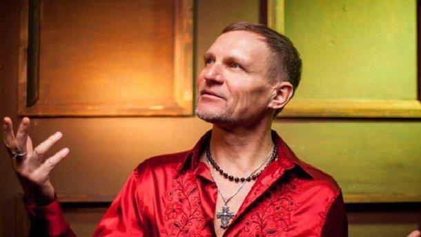 Олег Скрипка. Фото: facebook.com/o.skrypka