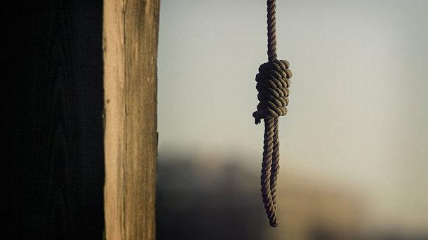 Чоловік скоїв суїцид. Фото: Sputnik