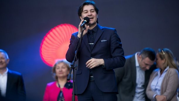 Євген Ніщук. Фото: eurovision.ua