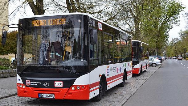 Польщаотрималадваз11автобусів