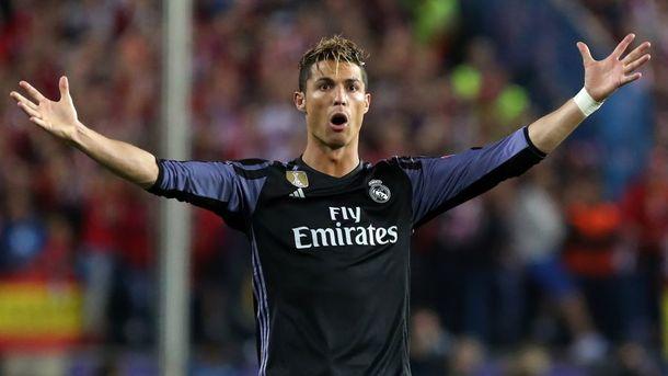 Криштиану Роналду в ответном матче не забил. Фото AFP