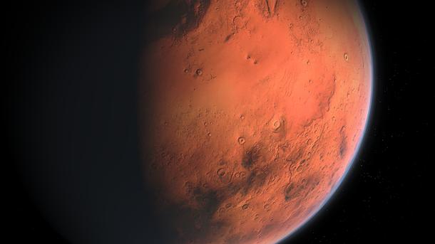 Планета Марс. Фото: pixabay.com