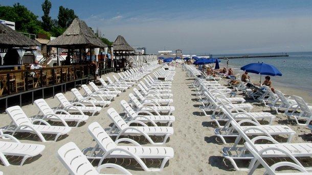 Не все пляжи готовы к работе. Фото: odessa.travel