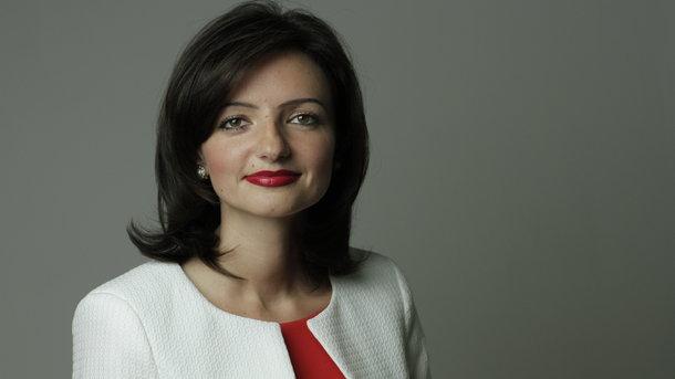 Марьяна Беца. Фото: mfa.gov.ua
