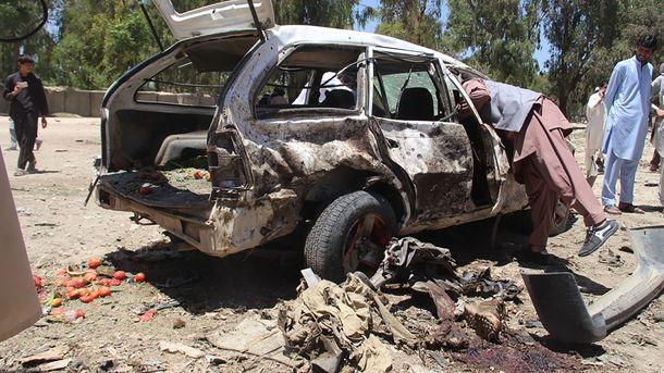В Кабуле произошел страшный теракт. Фото: AFP