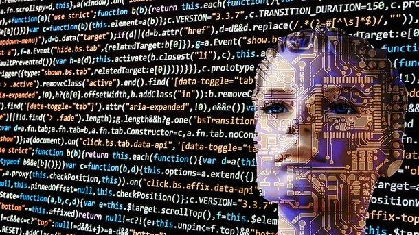 Искусственный интеллект. Фото: pixabay