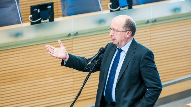 """Вскоре литовские политики представят """"План Маршалла для Украины"""" в Берлине и Брюсселе, Фото: DELFI"""