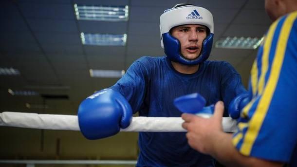 Александр Хижняк. Фото boxnews.com.ua