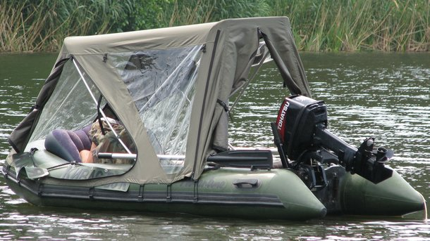 Рыболовные лодки - больше рыбалки