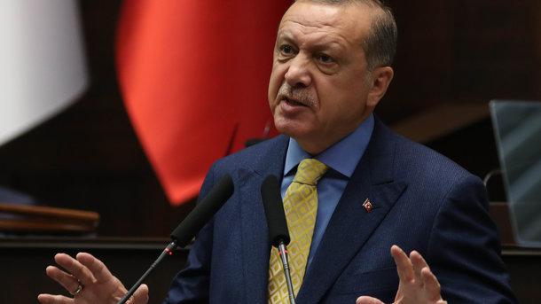 Реджеп Тайіп Ердоган, фото AFP