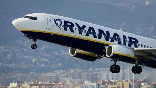 Ryanair може запустити рейси в Україні в вересні. Фото: AFP