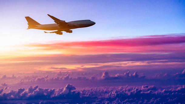 Глобальное потепление может негативно сказаться на наших воздушных перелетах. Фото из открытых источников