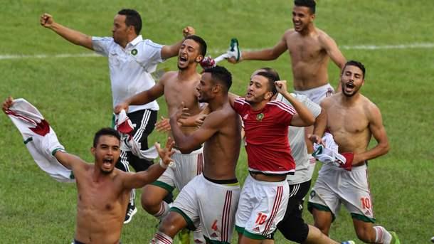 Королевство Марокко хочет провести чемпионат мира по футболу - Новости  футбола - Для Марокко это будет пятая попытка заполучить мундиаль   Футбол  СЕГОДНЯ