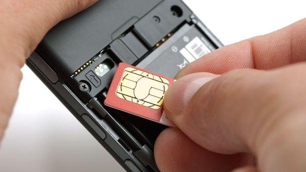 Регистрация sim-карт откроет украинцам доступ к новым мобильным услугам. Фото: Shutterstock
