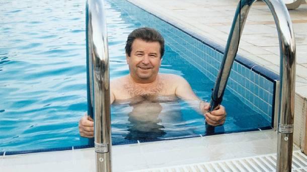 Михаил Поплавский отдыхает со вкусом. Фото: instagram.com/poplavskiy_michail