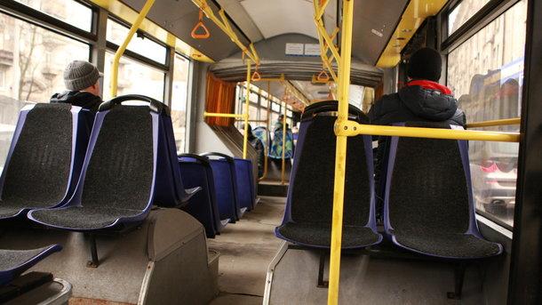 Закрывается движение троллейбусов №43, №50, №91Н на участке от Дарницкой до Лыбидской площади