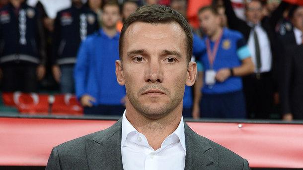 Андрей Шевченко. Фото AFP