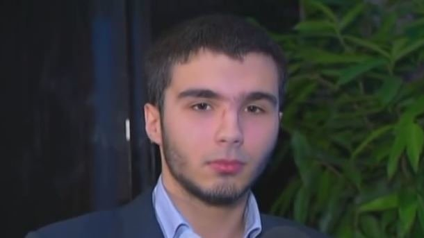 Нестор Шуфрич-младший. Фото: скриншот