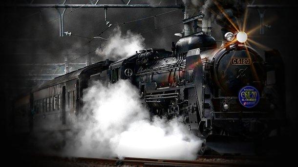 """""""Поезд самоубийц"""" шокировал сеть. Фото: pixabay.com"""