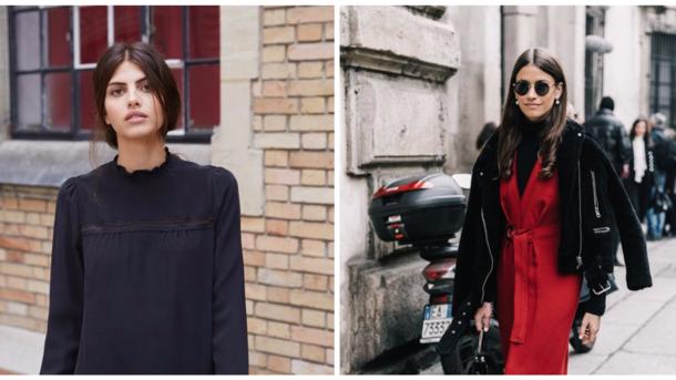 Женская мода осень 2017. Фото: Vogue Spain, amzn.to