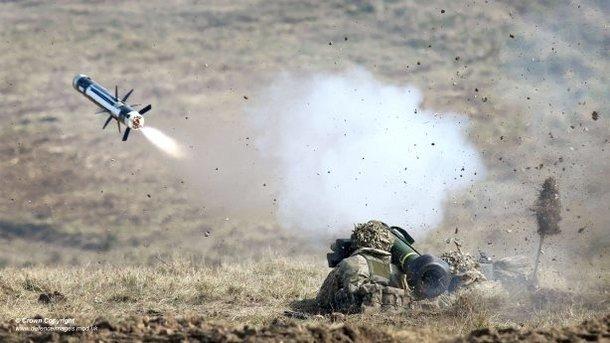 Украина в шаге от получения летального оружия. Фото: AFP