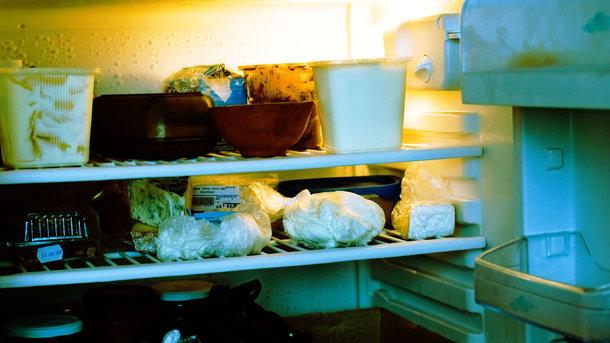 Дверь холодильника не лучшее место для яиц. Фото: flickr.com