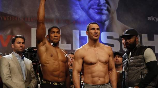 WBC планує розділити суперважку вагу. фото AFP